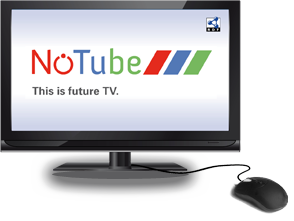notube_logowithscreen